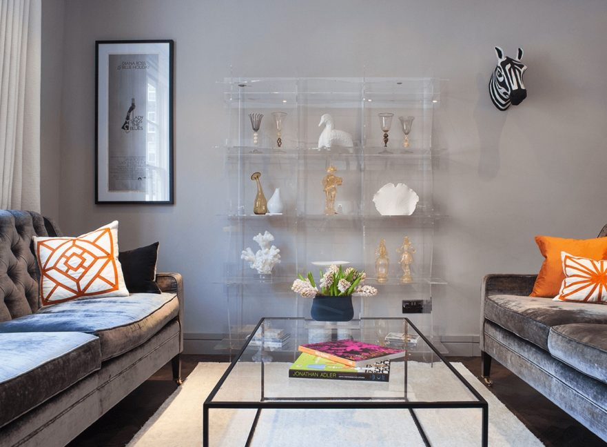 Townhouse In Chelsea - A Krikla interior design project