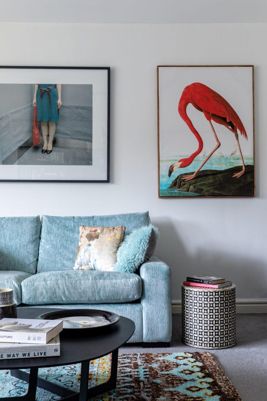 Rental Flat Interior Design - Krikla